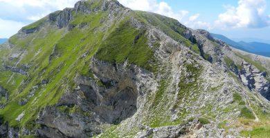 Monte Viglio dalla Val Granara